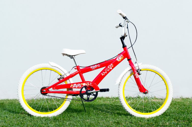 92d69b3d2 Bicicleta Amor Nena R-20