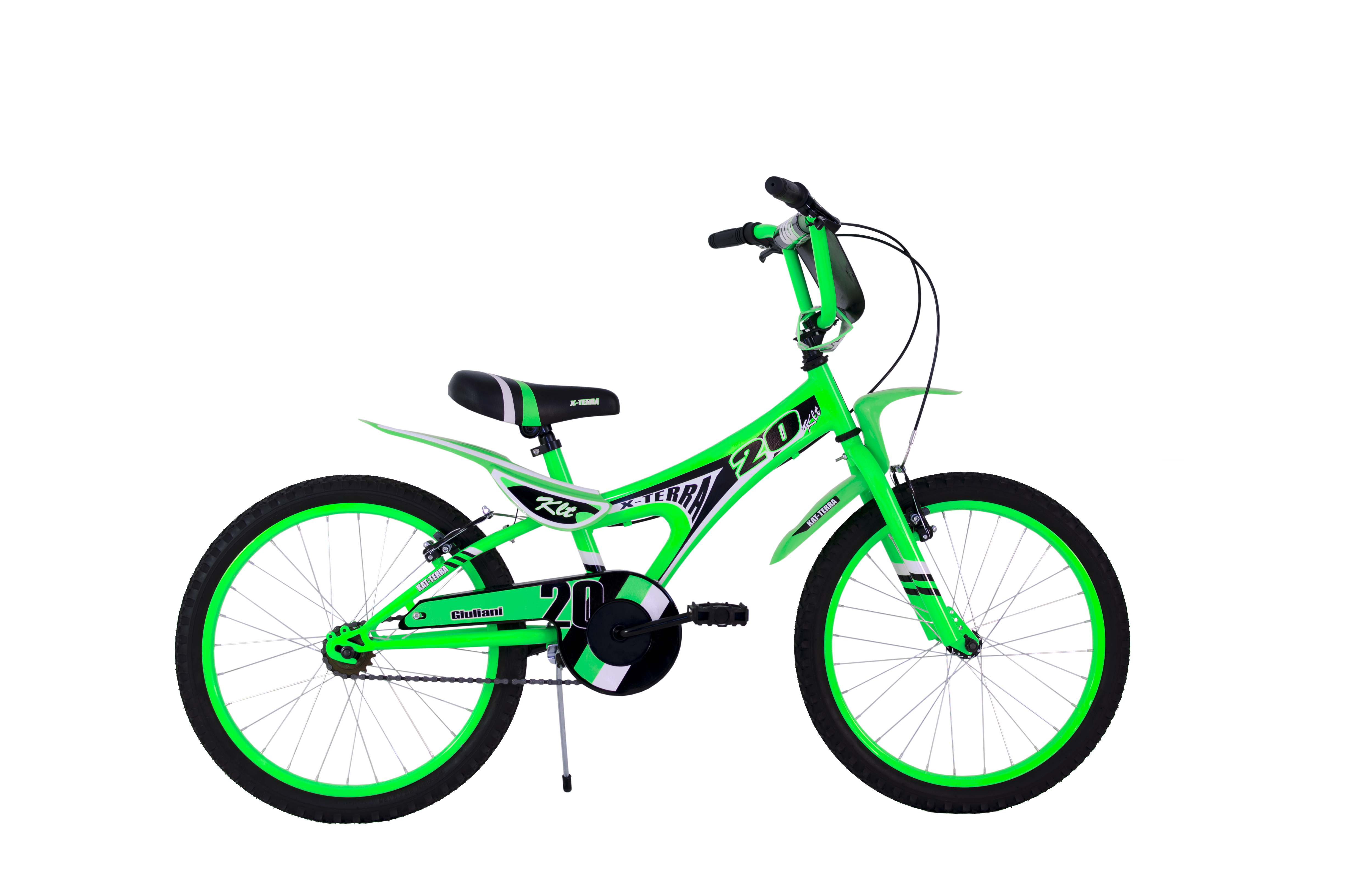 67050fff8 Bicicleta Cross KLT R-20